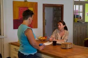 Pré-entretien personnalisé
